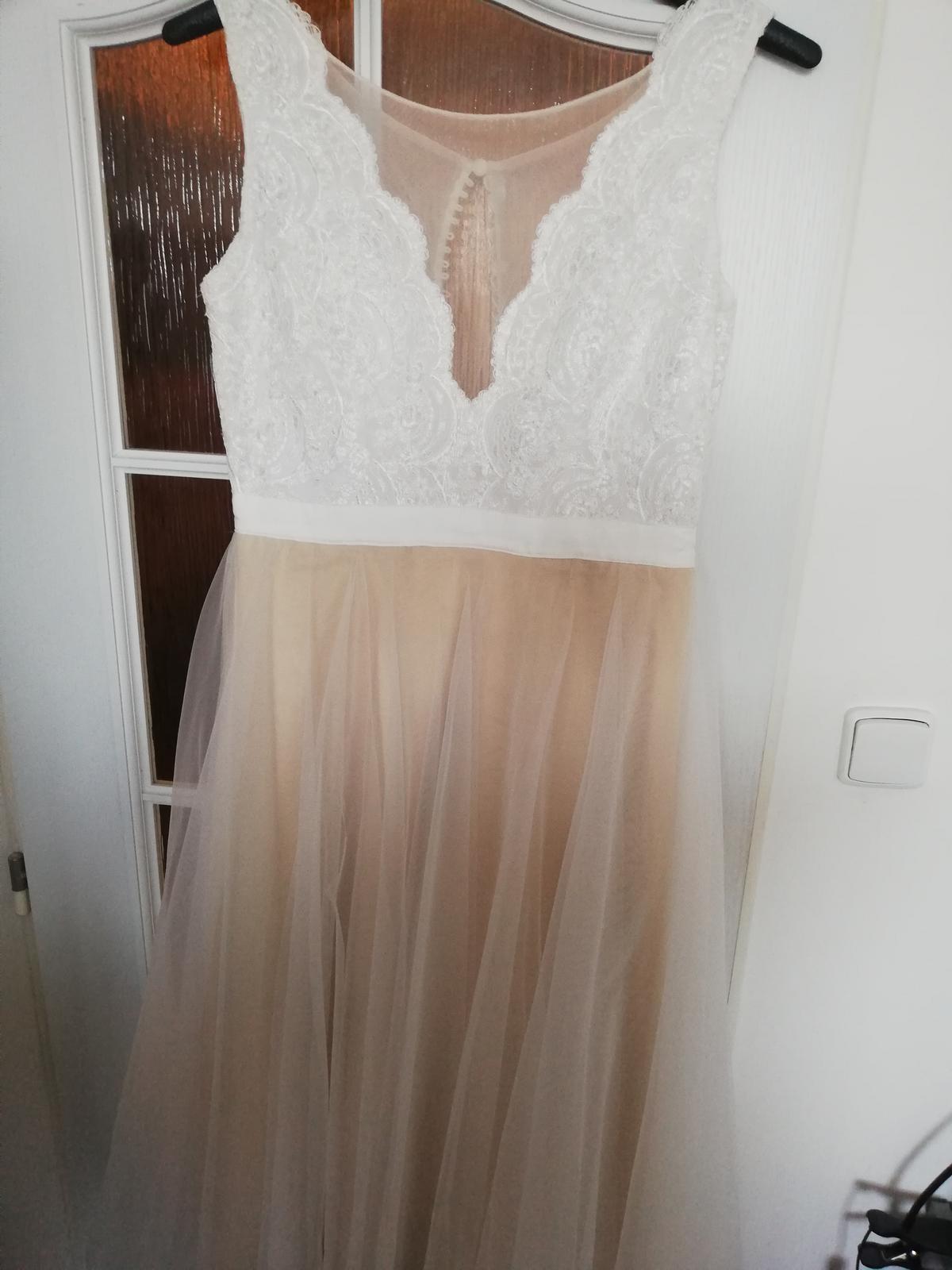 Boho šaty - Obrázek č. 1