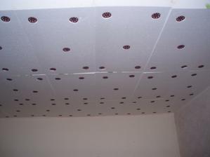 stropy už s polystyrenom