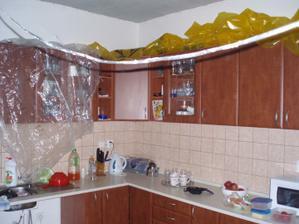 Strop sme znižovali aj v kuchyni