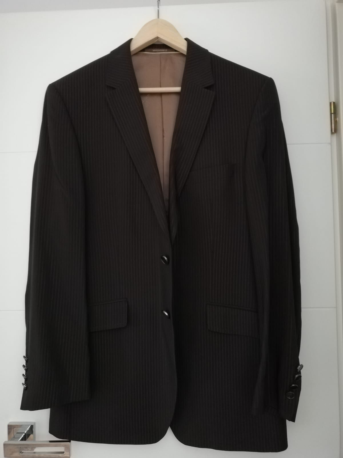 Pánsky oblek Wilvorst - Obrázok č. 3