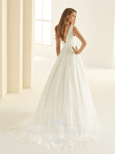 Svadobné šaty Bianco Evento - Obrázok č. 1