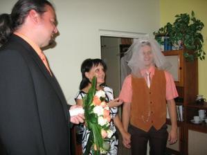 Nevěsta?