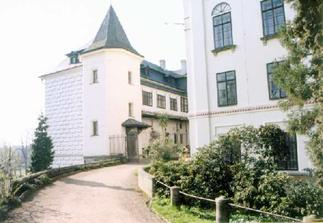 Slatiňanský Zámek - místo svatebního obřadu, varianta2 kdyby nevyšlo počasí