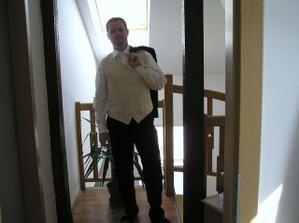 fotografovala nevěsta :-)
