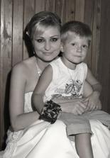 Môj krásny synovček Danuško...