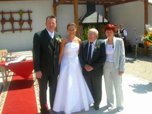 A s dedkom