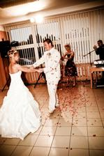 prvý tanec :-))