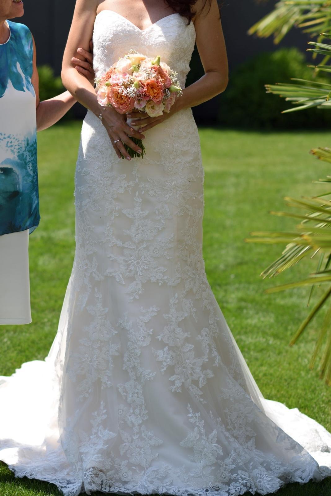 Svadobné šaty Maggie Sottero 34-38 - Obrázok č. 1