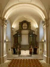 civilní obřad v kostele, ideální kombinace :-)