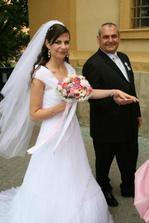 najkrajsia rola otca - priviest nevestu k oltaru