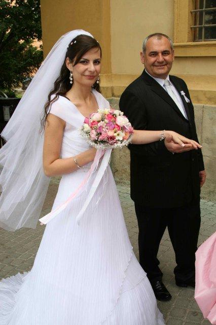 Lucia{{_AND_}}Marek - najkrajsia rola otca - priviest nevestu k oltaru