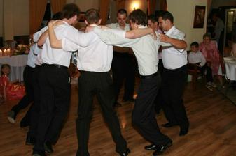 bol aj druzbovsky tanec