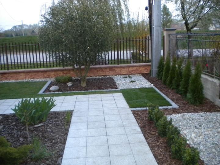 Záhradka - uz je travnik polozeny