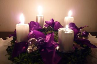 4. adventní neděle.. už se těšíme..