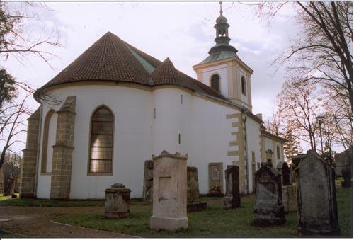 Lucie a Jakub - Kostel Sv. Havla