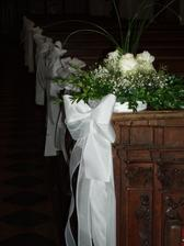 dekorace 1. lavice