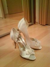 moje svadobne crievice :))