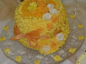 Tortička od mojej sesternice