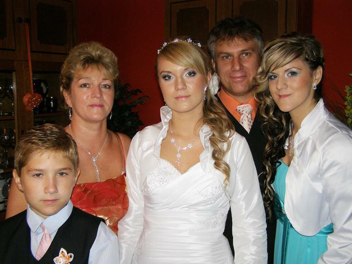 Michaela Kováčová{{_AND_}}Michal Chmeliar - Moji rodičia, súrodenci
