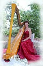 k obřadu nám bude hrát harfa
