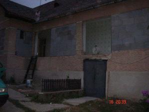 Priestor pre okná a vchodové dvere ...