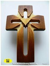 tento krížik sa mi veľmi páči. Má to v sebe symboliku