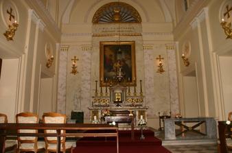 kaple - Zámek Kynžvart