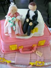 náš prďáckej dort :)
