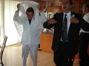 nastrčená nevěsta