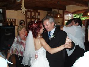 tanec s rodiči