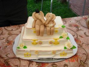 dortík byl úžasný, přesně podle přinesené předlohy, cukrárnu vřele doporučujeme