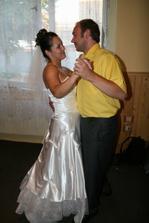 náš svatební taneček