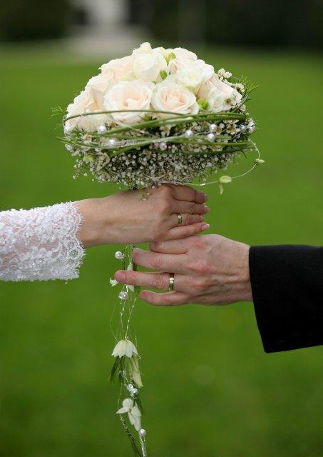 Naše svadobné prípravy - tak nejako si predstavujem svoju kytičku