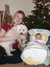 Vánoce 2010 a nejkrásnější dárek po stromečkem...