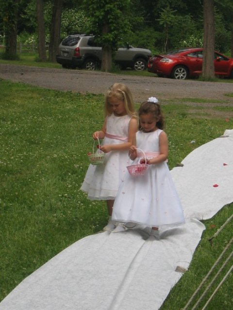 Blanka{{_AND_}}Mirko - flower girls