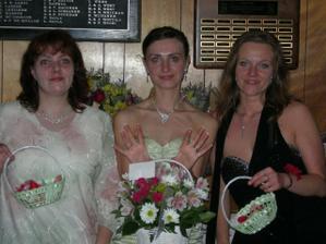 ja v strede, seternica Janka a sestra Svetka