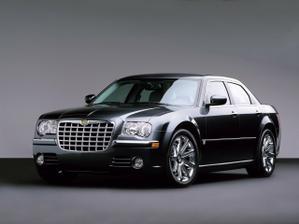 nase svadobne auto, Chrysler 300