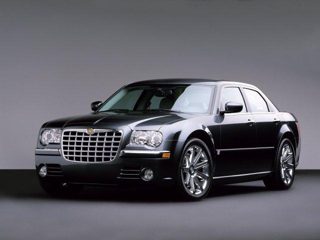 16.10.2010 - nase svadobne auto, Chrysler 300