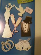 ... a na niektoré obálky dám tieto nálepky, sú úplne rozkošné :)))))))
