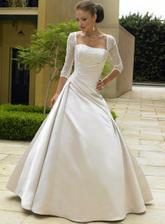 ... moje svadobné šatky :))))