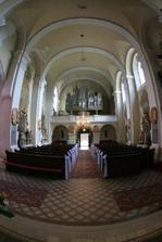 Kostel sv.Prokopa v Letovicích