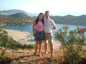 Svatební cesta- jižní Turecko 21.9-28.9.2007