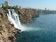 vodopády- Antalya