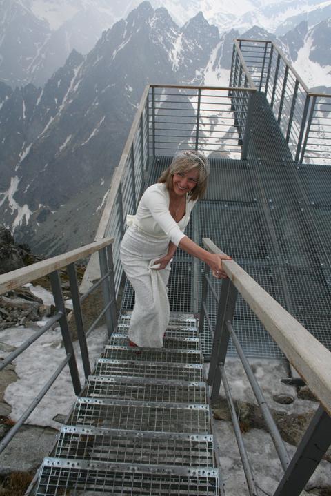 Silvia{{_AND_}}Július - na schodoch bolo treba cúvať