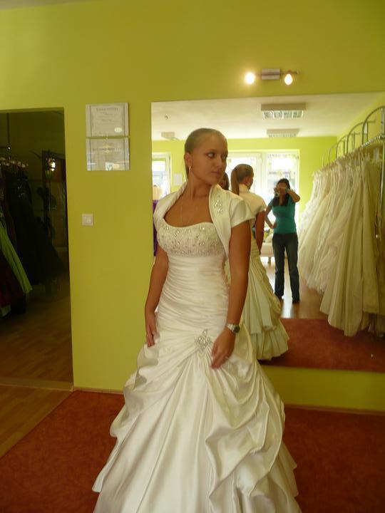 Svadobné šatičky - Obrázok č. 3
