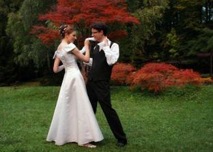 v tango štýle