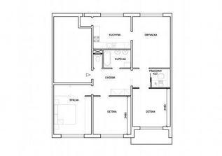 navrh prerobenia bytu