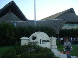 letiště Punta Cana-Dominikánská republika