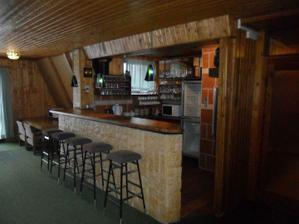 Okrouhlík - vlastní bar