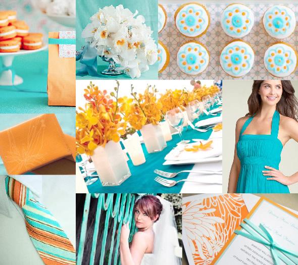 Wedding colour ideas... - Obrázek č. 25